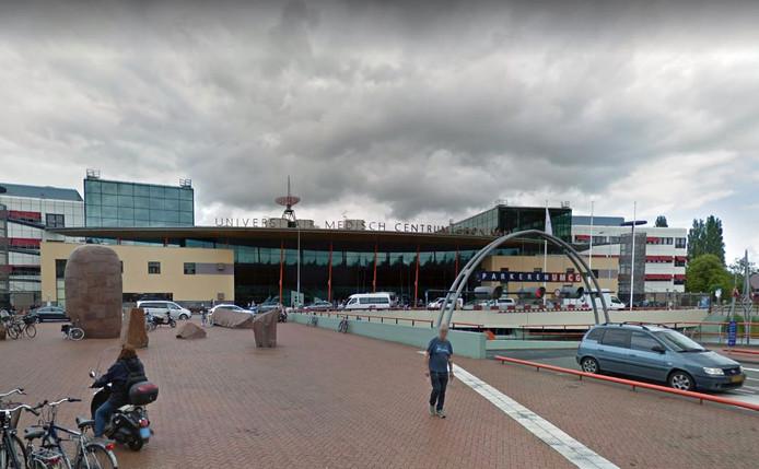 Het UMCG in Groningen.