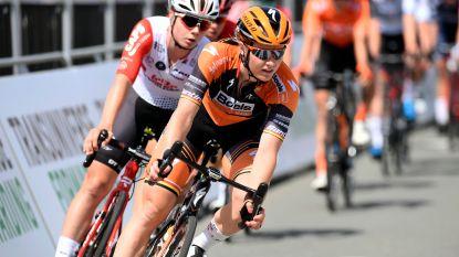Als er weer gekoerst wordt, is Dudzele voor het eerst aankomstplaats in Lotto Belgium Tour