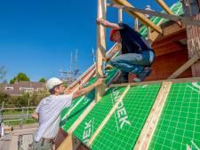 Groot personeelstekort in de bouw, vraag naar senioren neemt toe