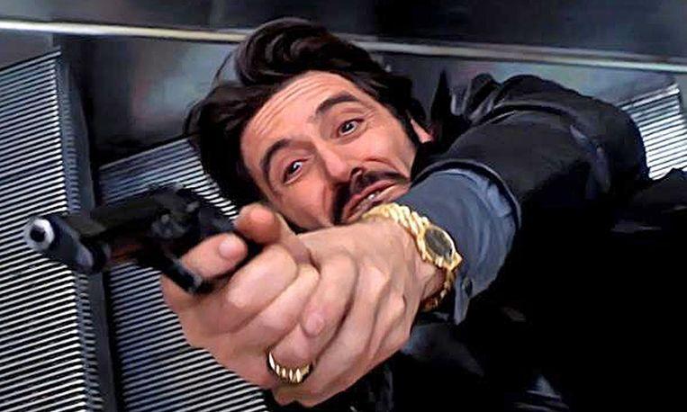 Al Pacino in Carlito's Way (Brian de Palma, 1993). Beeld