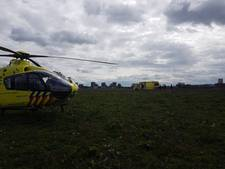 Kitesurfer met hoofdwond in ziekenhuis na val in Lent