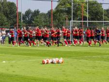 FC Twente oefent tegen Fleringen en GFC Goor