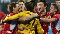 """Vanasch ontpopt zich tot Belgische held: """"Shoot-outs zijn mijn specialiteit"""" - McLeod: """"Hoedje af voor Nederland"""" - Wegnez: """"Mooiste dag van m'n leven"""""""