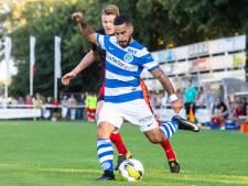 De Graafschap-trainer De Jong: 'Situatie Tutuarima heeft veel impact gehad'