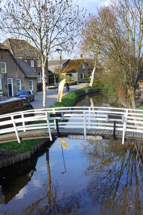 Groeten uit 'knikkerdorp' Noordeloos