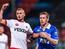 FC Den Bosch niet verder dan 2-2 tegen Helmond Sport