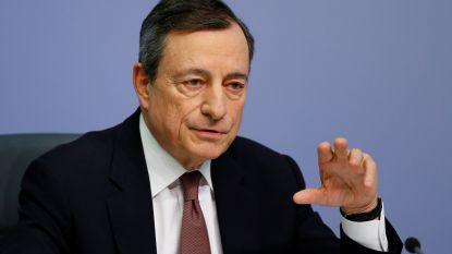 ECB duwt gaspedaal opnieuw in