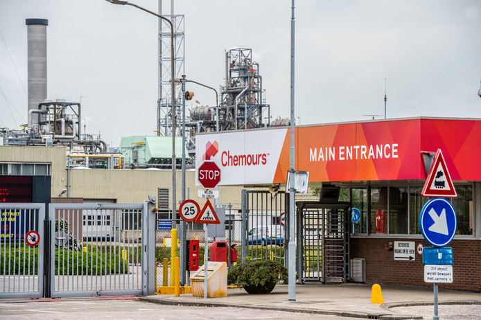 Chemours in Dordrecht.