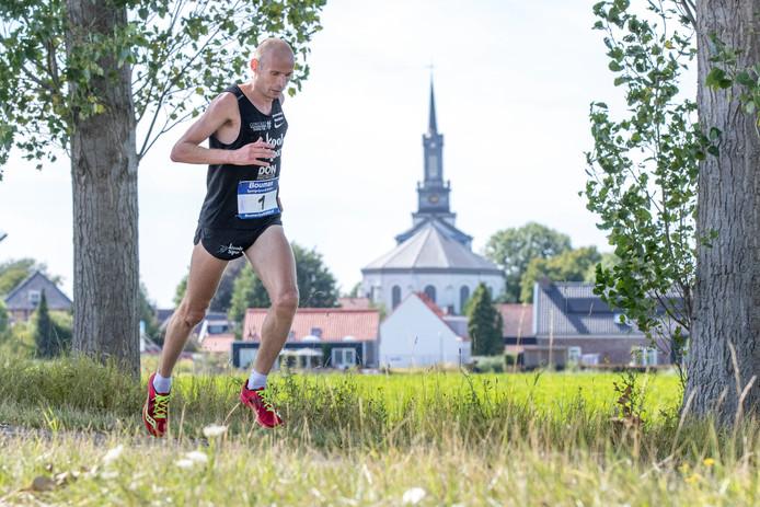 Erwin Harmes won in 2018 de eerste '15 van Wolphaartsdijk' sinds 1998.
