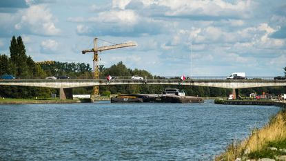 Bouw kanaalbrug start op 17 september