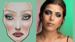 Exclusief: dit zijn de 3 nieuwe Tomorrowland-looks van MAC