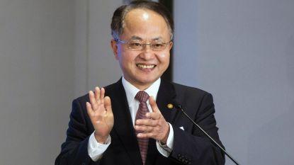 China zet belangrijkste vertegenwoordiger in Hongkong uit zijn functie