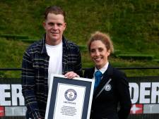 TOP Oss-doelman Ronald Koeman Jr. verslindt Guinness World Record