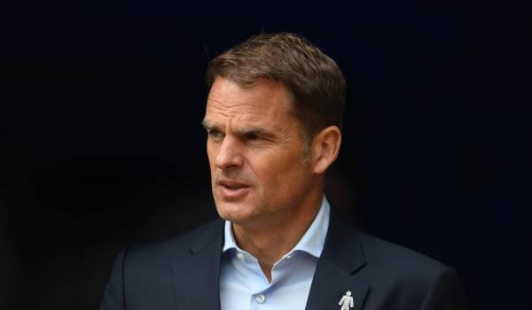 Het ontslag van De Boer na vier wedstrijden is het snelste ooit