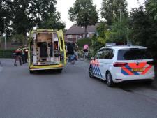 Wielrenner gewond door val in Barneveld