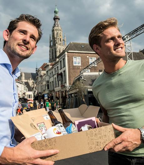 Breda in a Box: broers lanceren bijzondere kerstpakketten