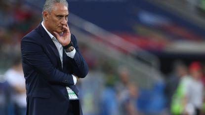 """Bondscoach Brazilië blikt terug op verloren WK-duel tegen de Rode Duivels: """"De wedstrijd tegen België bezorgt me nog steeds slapeloze nachten"""""""