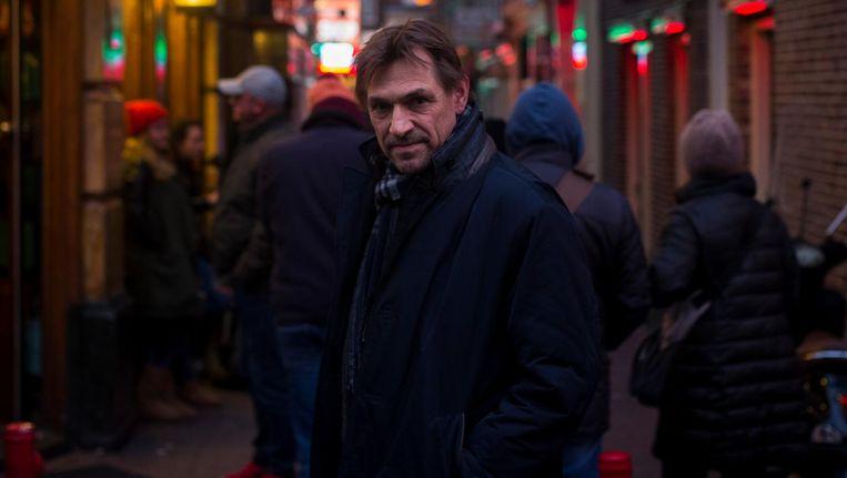 Gedragswetenschapper Paul van Lange Beeld Rink Hof