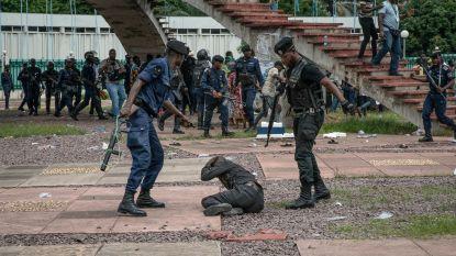 Onrust rond Congolese kiesuitslag groeit: 120 aanhangers van oppositiekandidaat Fayulu gearresteerd