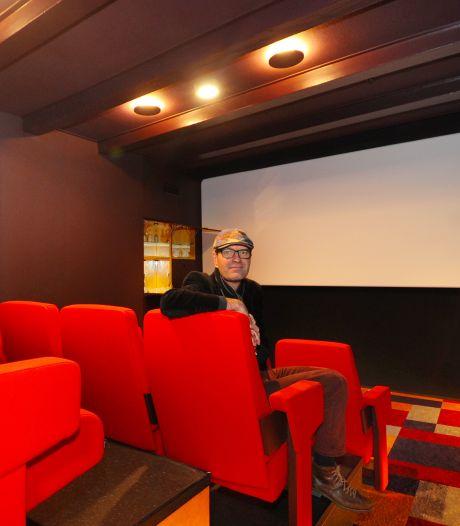 De allerkleinste bioscoop van Nederland staat in Middelburg
