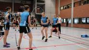 Provinciaal Kampioenschap Ropeskipping in sporthal De Ommegang met Wereld, Europese en Deense kampioenen