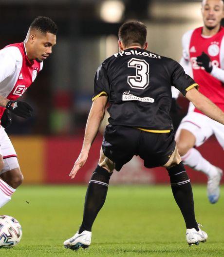 FC Twente-aanwinst Danilo wacht nog altijd op een stempel