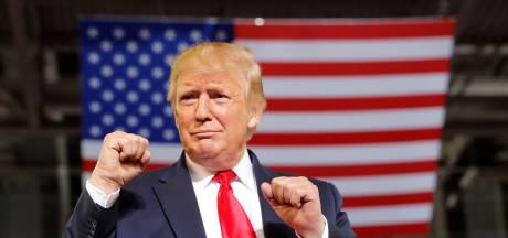 Trump heeft 'heel goed gesprek' over A$AP Rocky