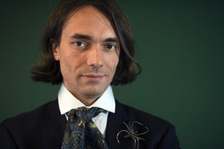 Cédric Villani. Beeld afp