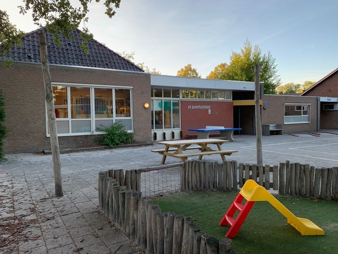 Basisschool St. Jozef in Haghorst.