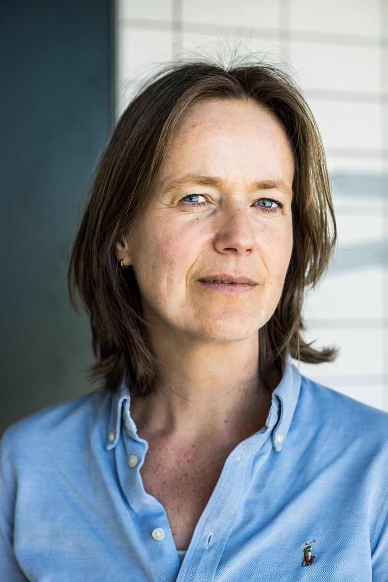 Evelyn Klein Haneveld, hoofd behandeling bij TBS kliniek Oostvaarder. Beeld null
