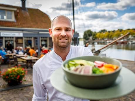Prins Mauritshuis in Blokzijl verrijkt met 'sterrenchef' Seb Smit van De Lindenhof** uit Giethoorn