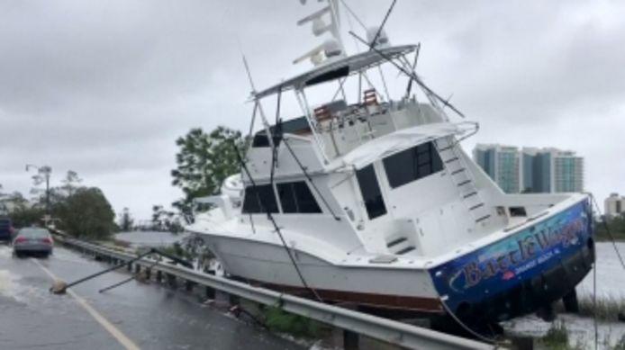 Tempête Sally : inondations et dégâts importants dans le sud-est des États-Unis.
