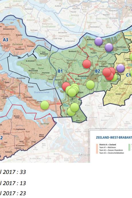 West-Brabant krijgt amper vat op drugsdumpingen