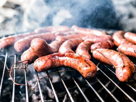 La saucisse au cannabis, future star des barbecues?
