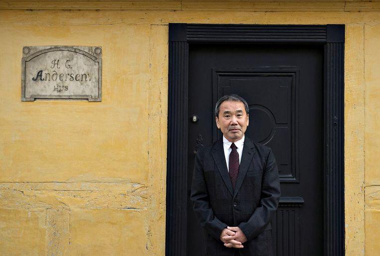 Haruki Murakami Beeld reuters
