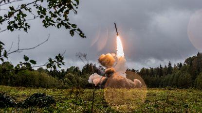 NAVO beraadt zich over Russische raketten die Europese steden kunnen bereiken