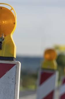 Provinciale weg tussen Boxmeer en Gemert deels afgesloten