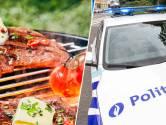 Dronken agenten betrapt op barbecueën vlakbij Brabantse grens