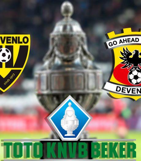 Hoe kan Go Ahead VVV-topscorer Giakoumakis stoppen?