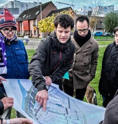 """Torenhoge frustratie over bouwplannen in Antwerpen: """"Straks wonen we als kippen in een legbatterij"""""""