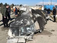Kiev demande à Téhéran de lui livrer les boîtes noires de l'avion abattu en Iran