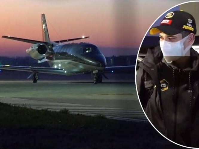 Van Aert & co met privéjet naar Tabor, renners bekostigen vlucht zelf