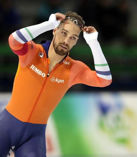 Emoties bij Nuis na brons op 1000 meter: 'Ik heb het verpest'