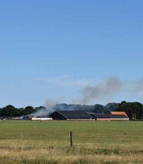 Brand in Westerhaar-Vriezenveensewijk onder controle