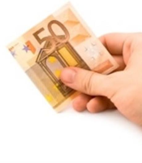 Valse briefjes van 50 opgedoken in Oost-Brabant