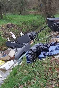 Megadumping in Made: ruim 900 kilo afval achtergelaten in natuur
