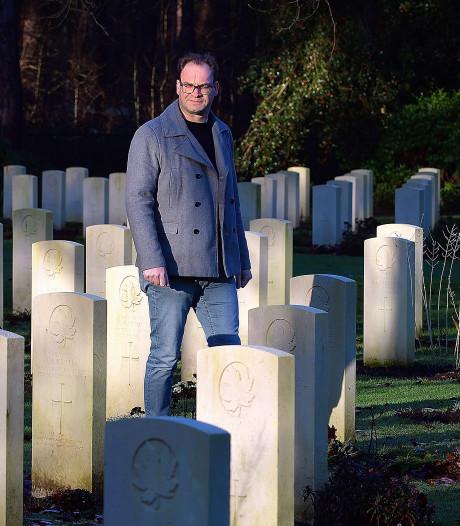 Kroniek van bevrijding West-Brabant nu in boekvorm 'Voor mijn familie was de oorlog altijd dichtbij'