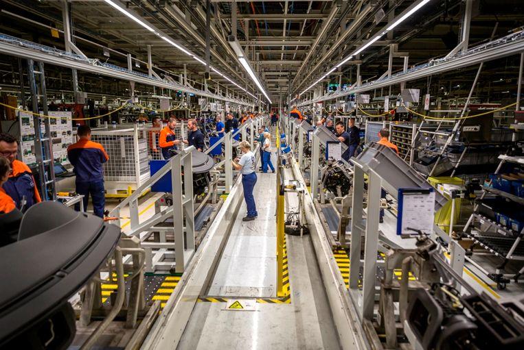 Volvo_productie en techniek