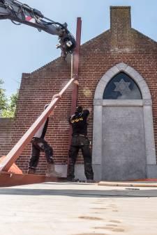 In 2020 weer herdenking omgekomen Joden Cuijk bij monument