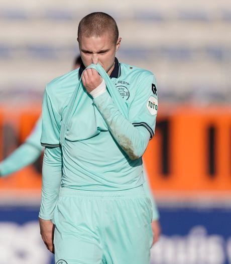 Willem II gaat na gelijkspel tegen RKC mogelijk door met systeem met twee spitsen